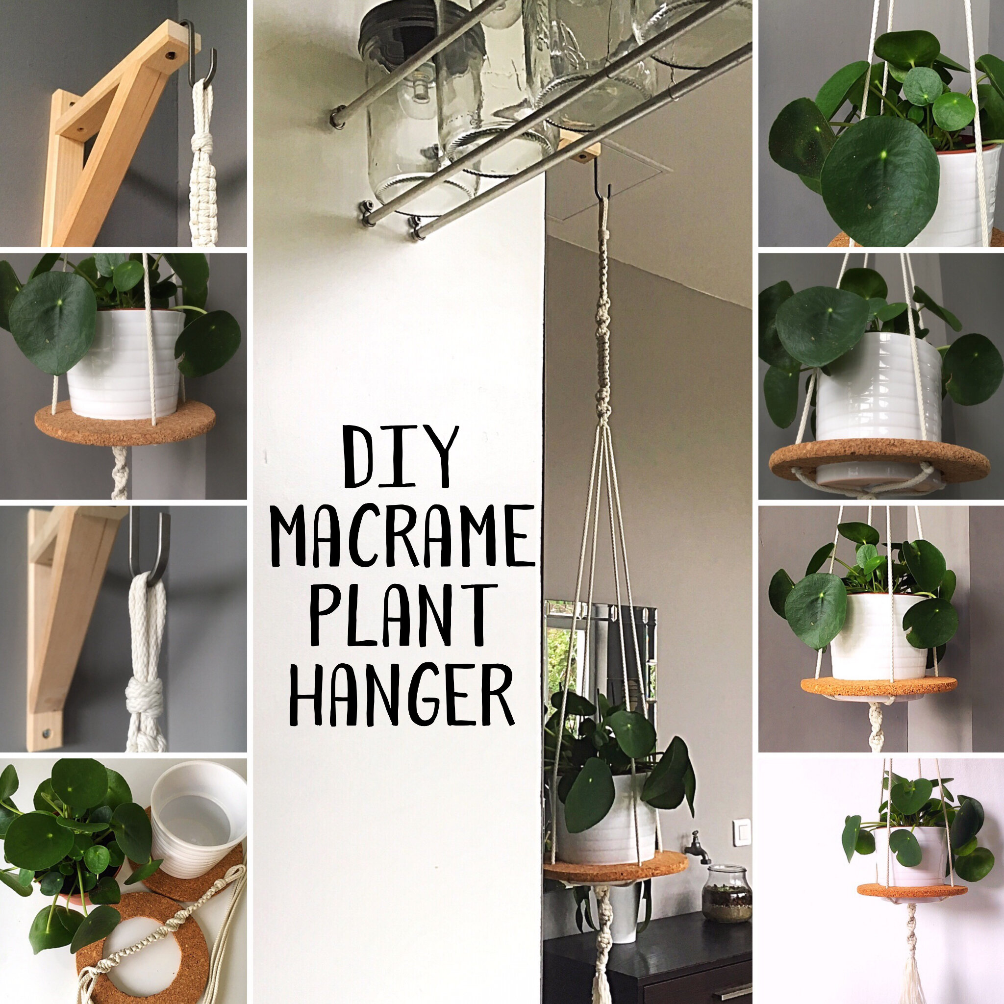 DIY SUSPENSION MACRAME