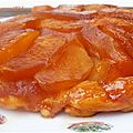 Tarte tatin...qui revient de loin!
