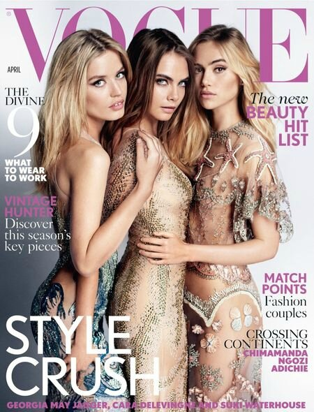 georgia-may-jagger-cara-delevingne-suki-waterhouse-vogue-uk-april-2015-cover