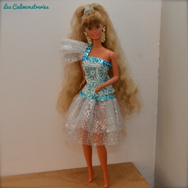 Robe Barbie 3