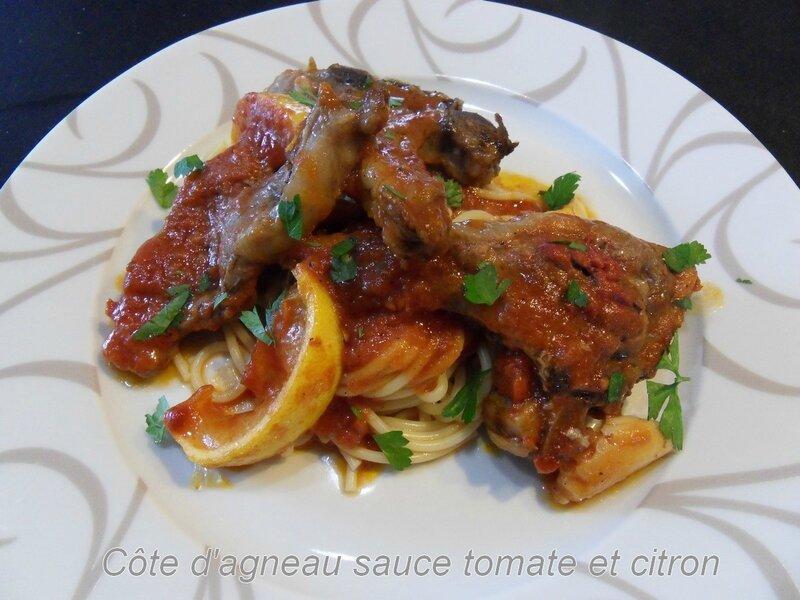 cote d'agneau sauce tomate et citron2