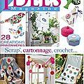O'perla dans le nouveau numéro d'idées magazine (mais juin 2012 )