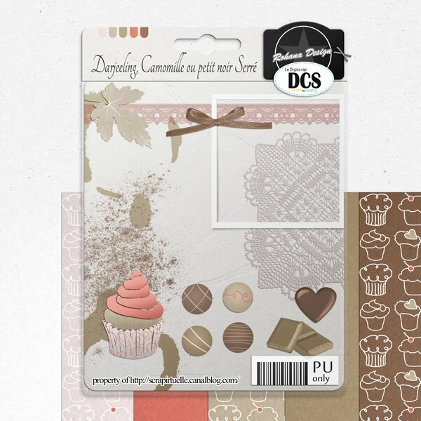 Free scrapbook kit