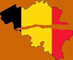 flag_and_map_of_belgium