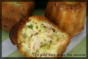 Cannelés saumon courgette3