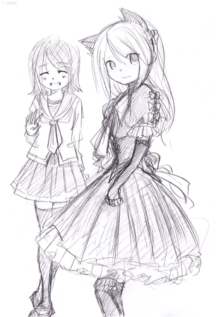 Lolita & school