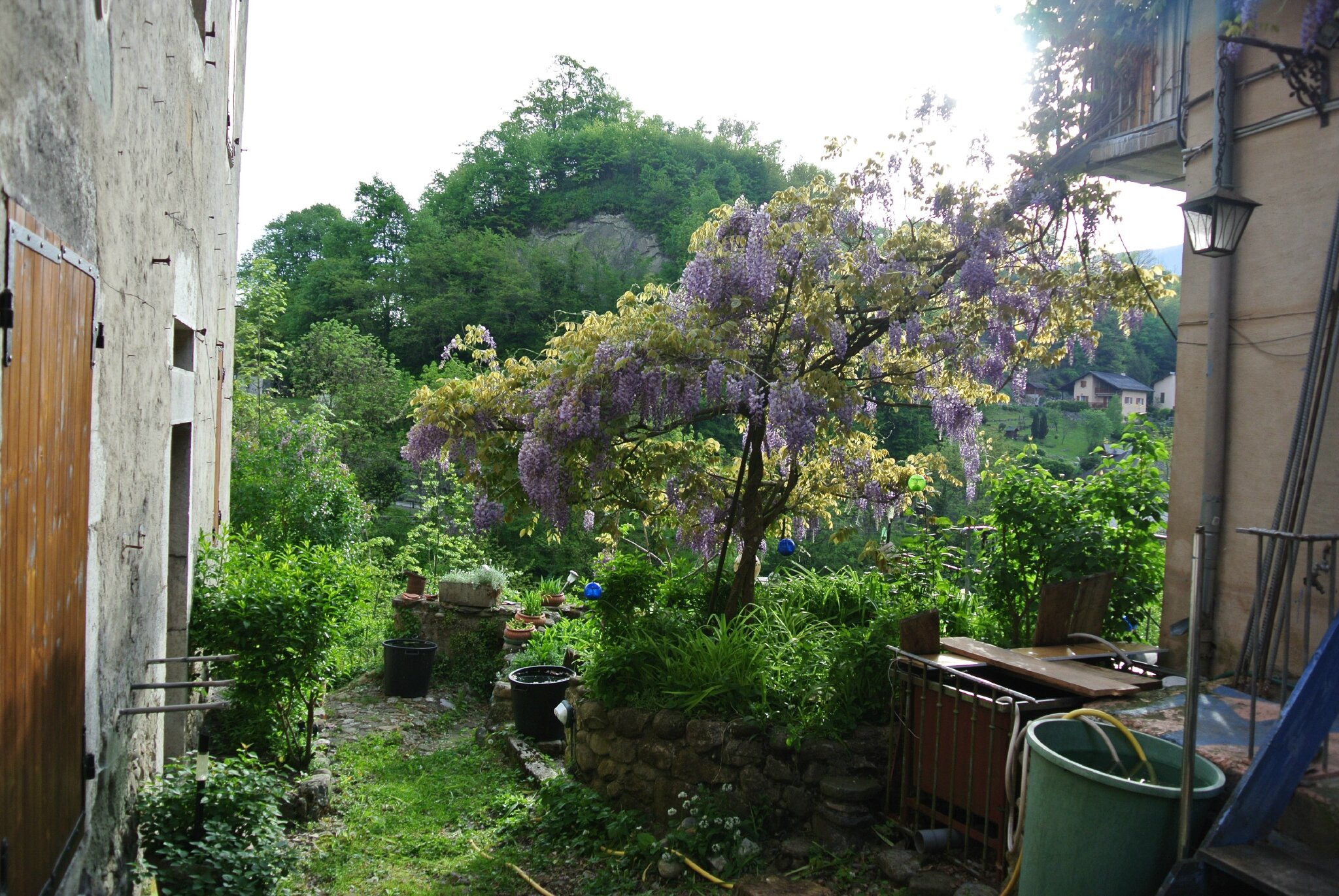 Ce week end on est ouvert aux petits galets for Jardin ouvert ce week end
