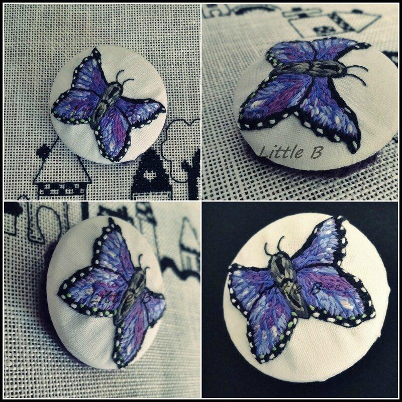 papillon;auve