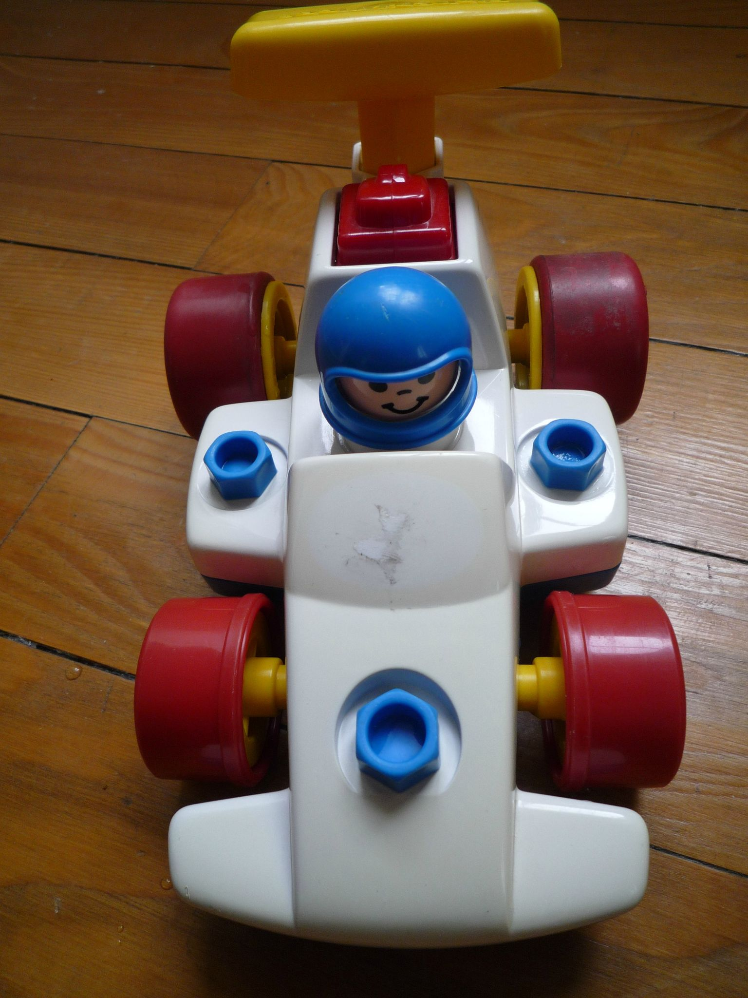 Voiture de course Fisher Price (2)