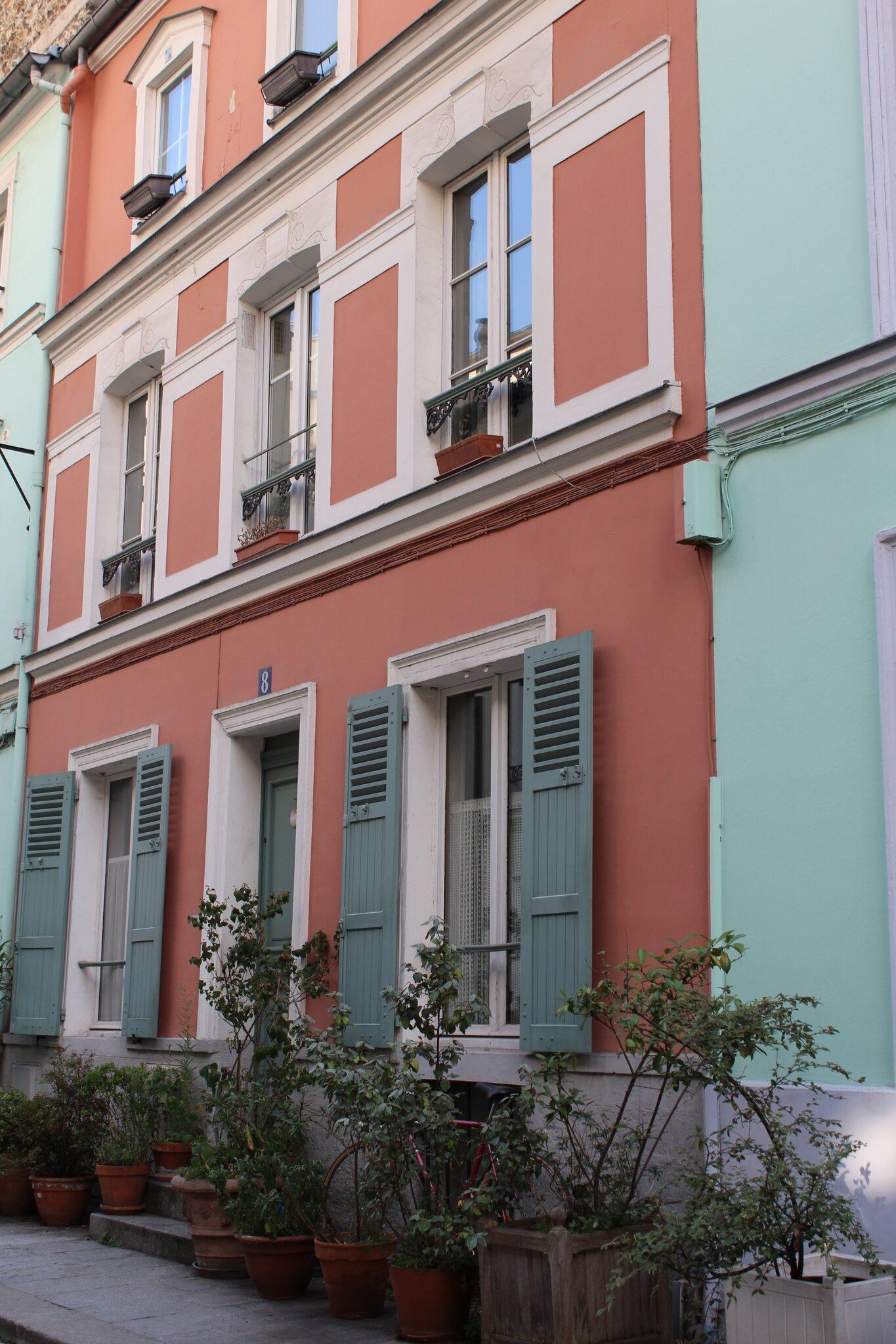 Paris au mois doux
