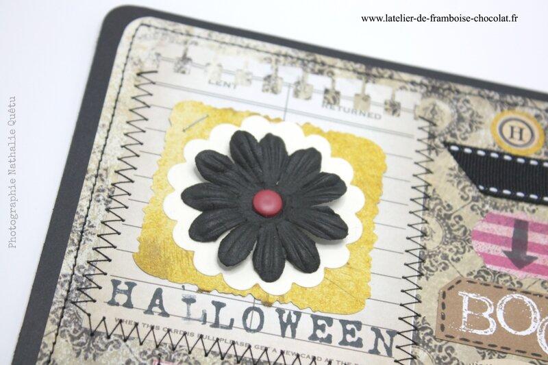 Carte Halloween_1 L'Atelier de Framboise Chocolat