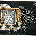 Art journal - page
