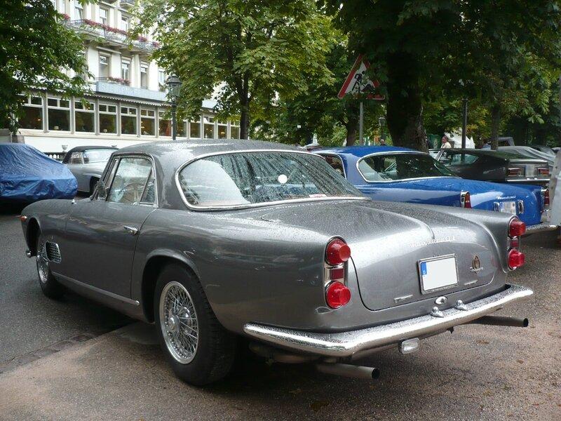 MASERATI 3500 GTI 1962 Baden Baden (2)