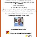 Nîmes - présentation du printemps des jeunes aficionados 2017 et conférence