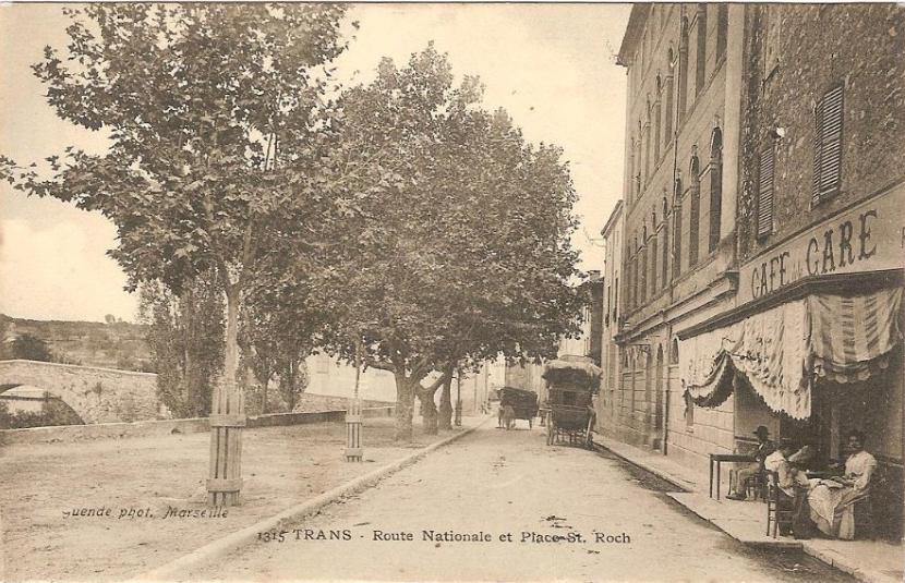 Trans-Route Nationale et Place St Roch