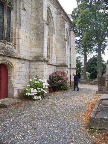 Chapelle saint Lambert - Sentelie (10)
