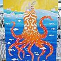 Une pieuvre = huit tentacules
