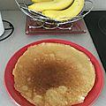 Crepes [sans gluten ni lactose]
