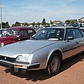 Citroën cx 25 gti turbo 1985