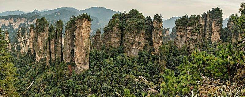 1997-province du Hunan