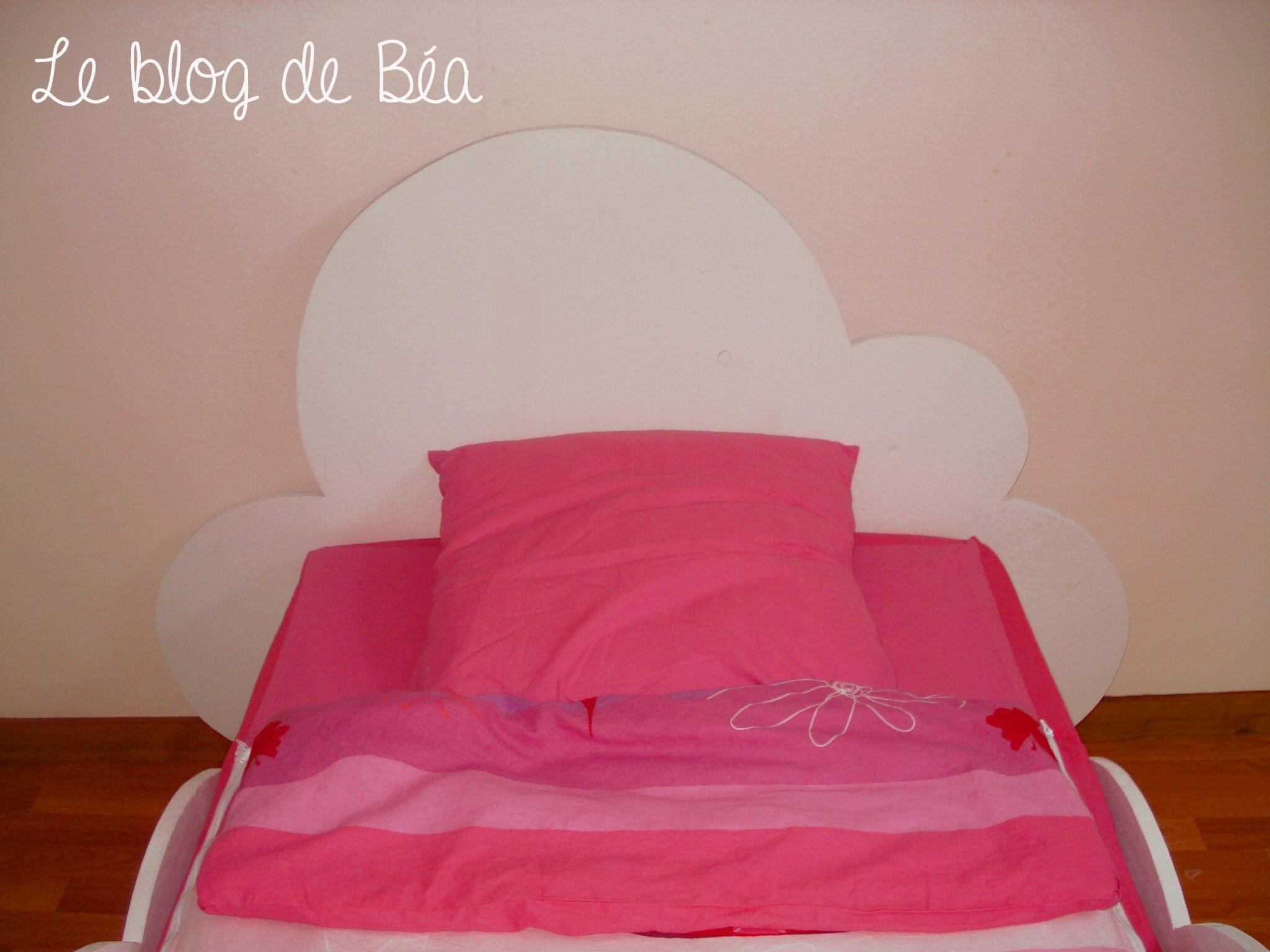 Pas pas pour fabriquer un lit pour enfant le blog de b a - Fabriquer un lit de princesse ...