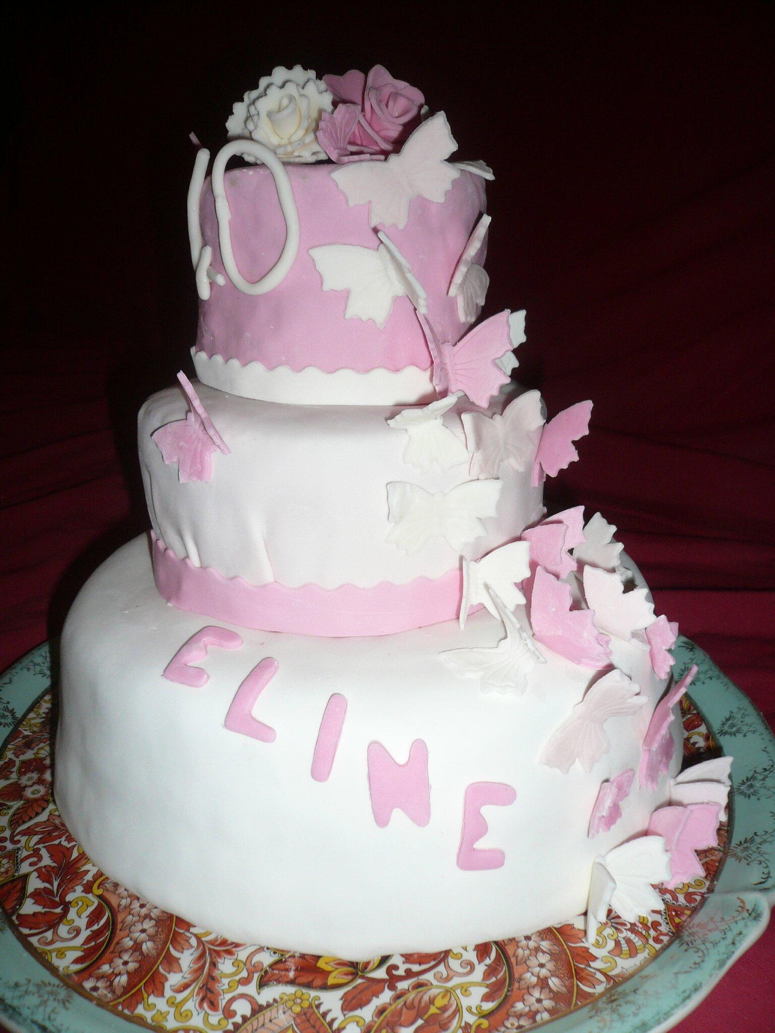 Recettes de gâteau de mariage pour étagées Gâteaux  Peinture