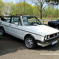 Golf 1 cabriolet (Retrorencard avril 2011) 01
