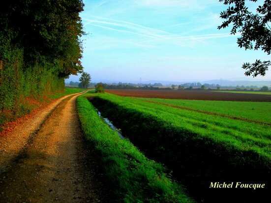 3) chemin des romains