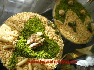 comment décorer assida zgougou