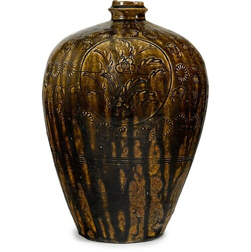 Rare Kamakura-period flask leads Fine Japanese & Korean Works of Art Sale at Bonhams