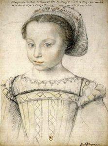 Marguerite de Valois, BnF