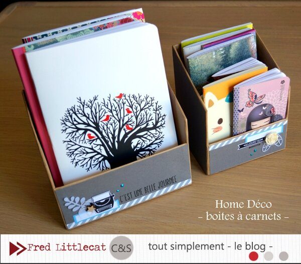 Fred Littlecat Home déco