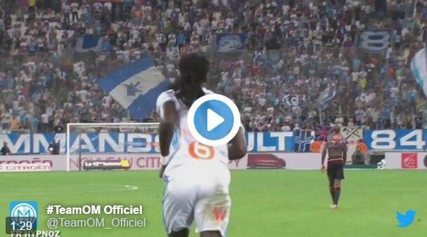 But Bafetimbi Gomis, but Gomis, but Gomis Motpellier, vidéo but Gomis, But Marseille Montpellier, video Marseille Montpellier, résumé Marseille Montpellier