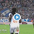But bafetimbi gomis marseille vs montpellier (1-0)