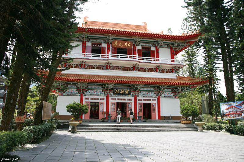 SyengTzang temple