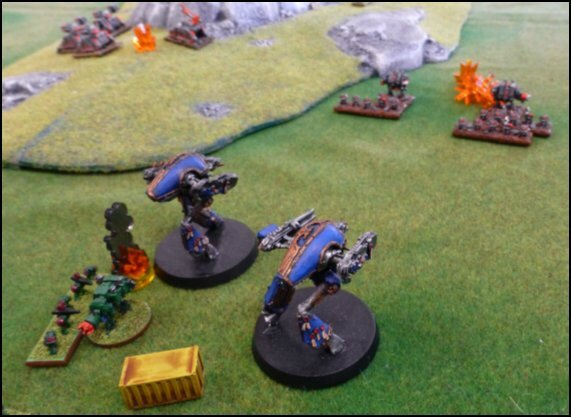 20150919 - Crazy Orc - Space Marines vs Space Marines (et autres) 11