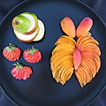 Assiette de fruits 1