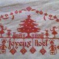 monochrome de Noel achevé