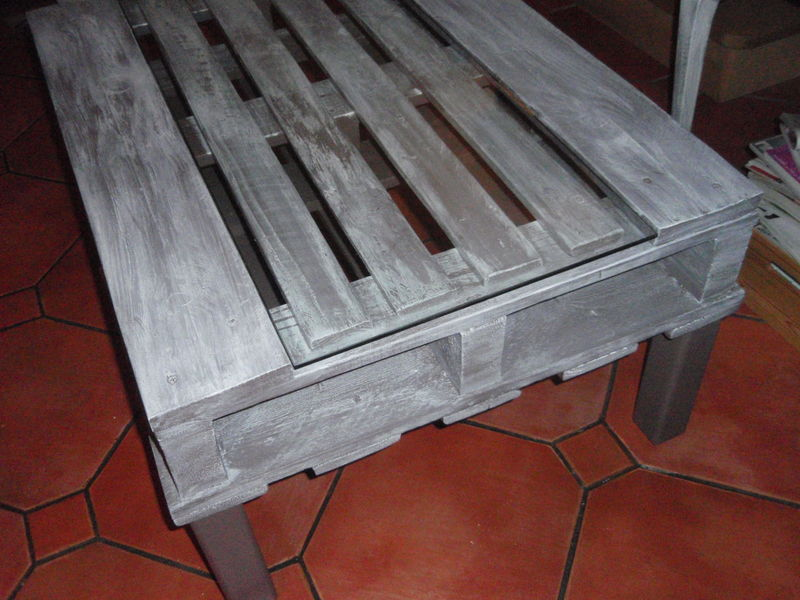 Relooker Une Table Basse De Salon – Phaichicom -> Relooker Une Table Basse Carrelée