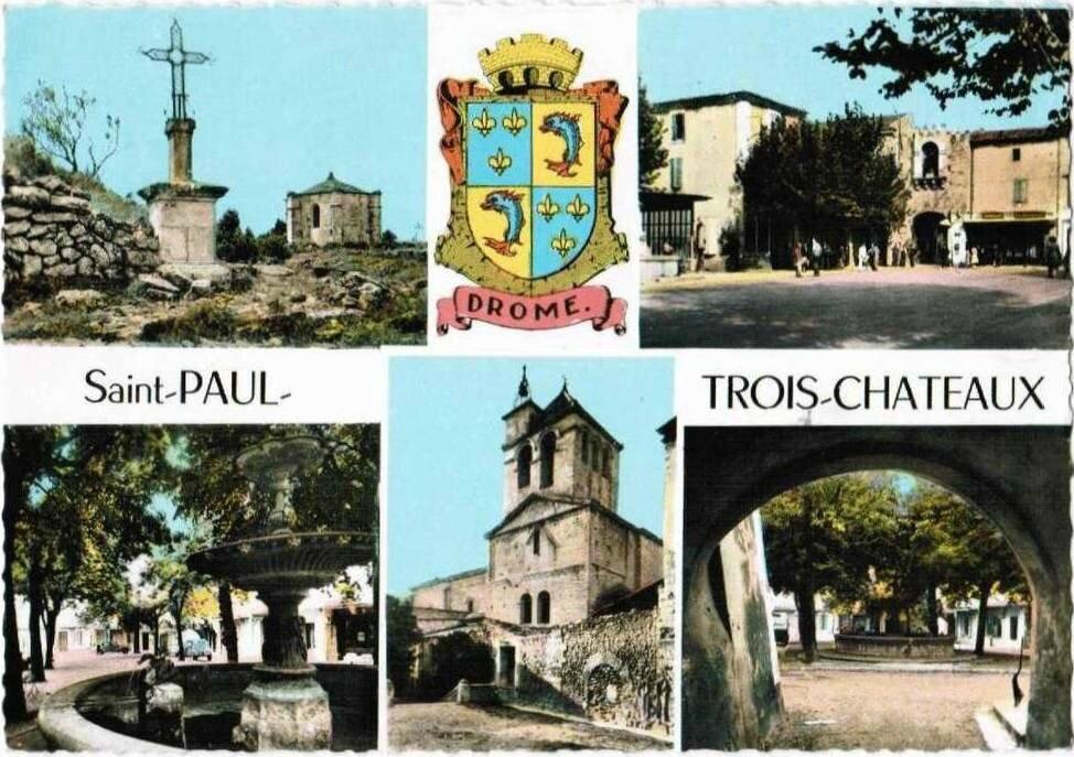 Muguet du 1er mai le cartophilion - Office du tourisme saint paul trois chateaux ...