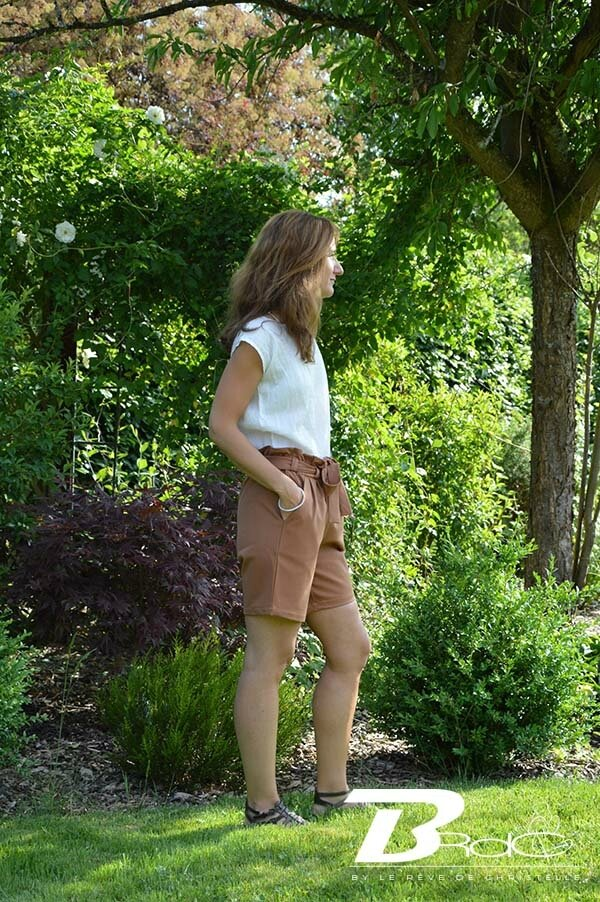 Garde-robe Capsule #5 - Le short Téo