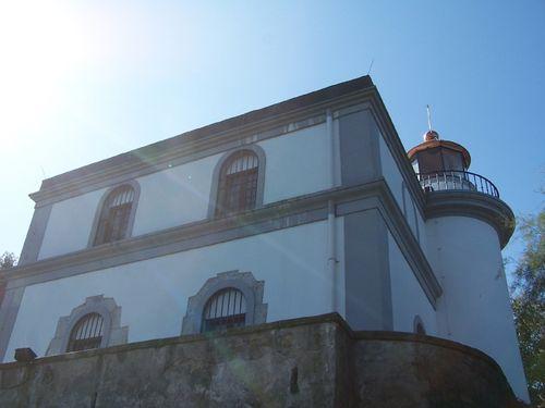 Donostia-ile Sta Clara phare