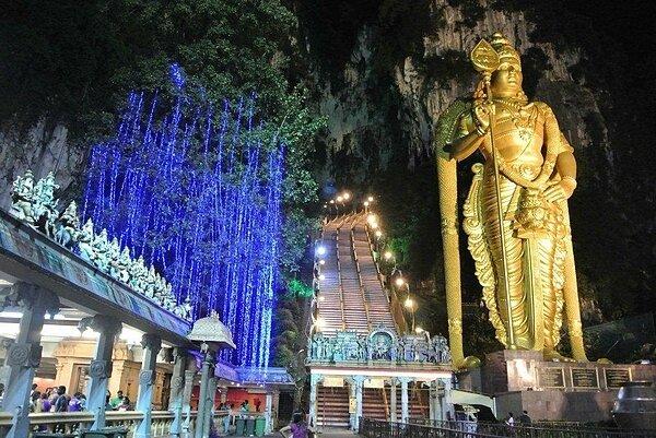 Les Grottes de Batu à Kuala Lumpur - 7 - Blog Ésotérique Samhain Sabbath