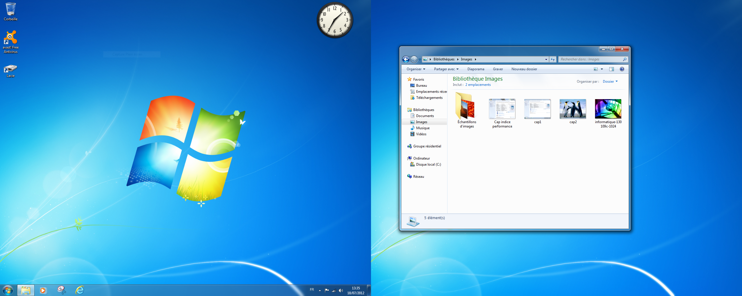 Solde pc bureau windows 7 28 images module 1 for Bureau windows 7 rainmeter