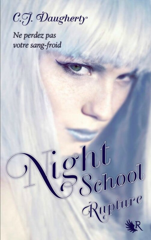 Night School T3 CJ Daugherty