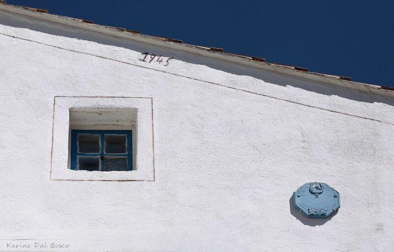 la fenetre bleue blog