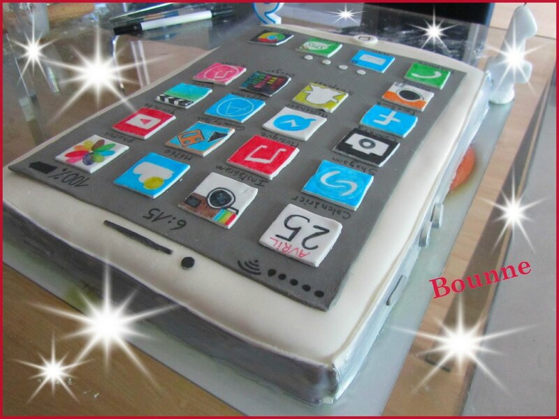Gâteau iphone (10)