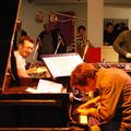 Benoit Lavolle trio au concours jazz de La Dfense 