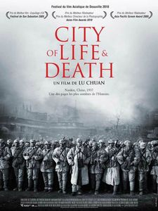 City of life and death affiche