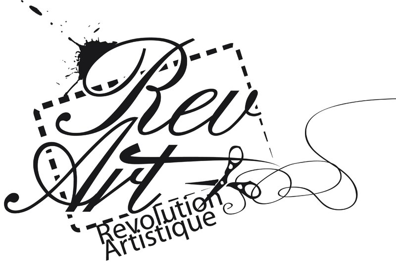 logo rev'art
